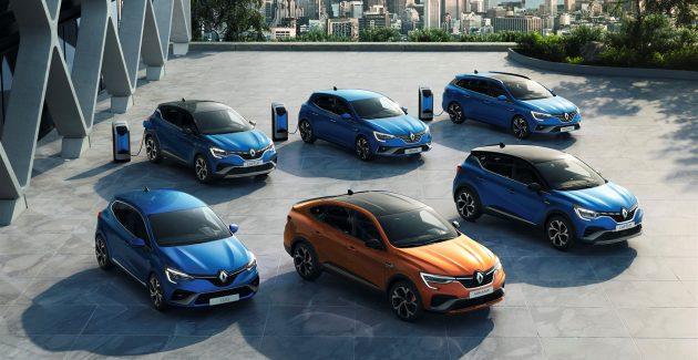 Gama Renault E-TECH 2020